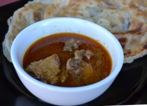 Roti Canai Curry, Top Malaysian Food, Eating in Malaysia