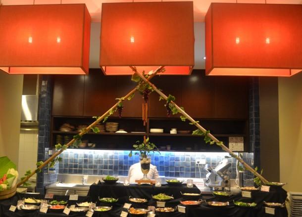 Gonbei Steamboat Restaurant, Cameron Highlands Resort, Malaysia