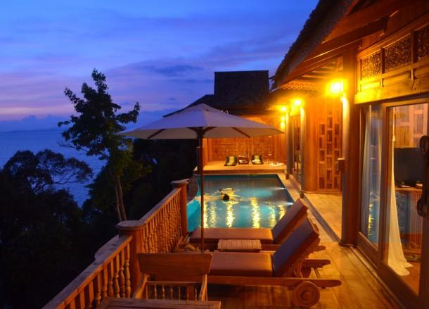 Santhiya Koh Yao Yai, Best Hotel Room Views in Asia, Japan