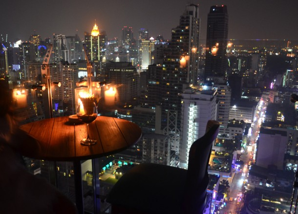 Big City Living, Living cheap in Bangkok Thailand