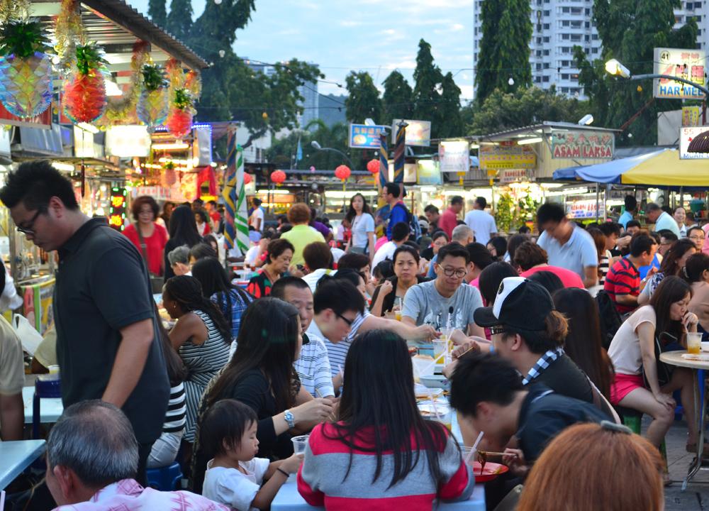 Kết quả hình ảnh cho food court malaysia