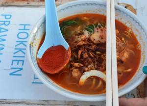 Hokkien Prawn Mee, Best Food Courts in Georgetown Penang