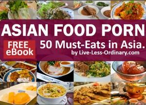 Asian Food Porn, Travel Blogger Help Forums, Blogging and Facebook