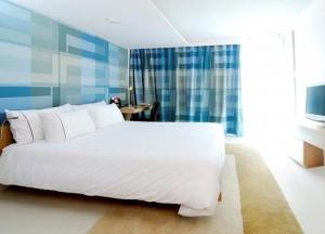Top 10 Best Budget Hotels in Bangkok, Le Fenix Guestrooms