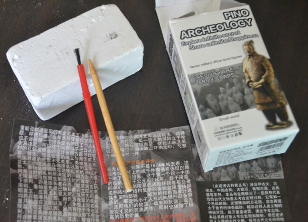 Pino Archaeology Souvenir, Power Outages in Bangkok