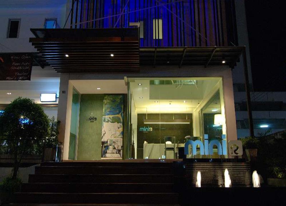 Hotel Exterior: Best Budget Hotels In Bangkok