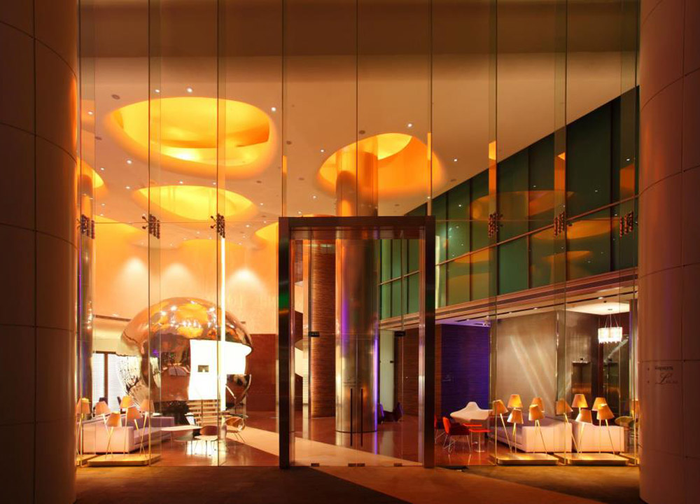 Hotel Hotel Foyer : Top design and boutique hotels in singapore