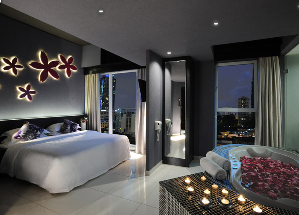 Top 10 kuala lumpur hotels boutique and design hotels for Hotel design jacuzzi