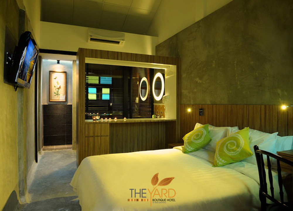 Boutique bedrooms live less ordinary the contemporary for Design hotel kuala lumpur