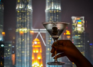 Traders Hotel Bar, Best Hotel Room Views in Asia, Japan