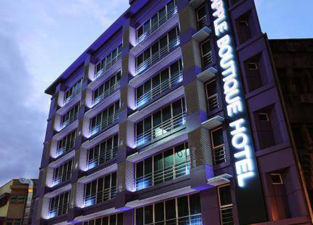 Le apple boutique live less ordinary the contemporary for Design hotel bintang 3