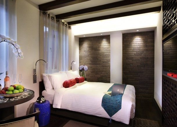 Best Design Boutique Hotels in Singapore, Hotel Amoy Suites
