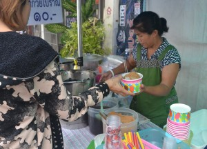 International Street Food in Bangkok, Shaved Ice Dessert