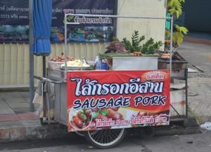 International Street Food in Bangkok, Isaan Sausages