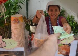 Katsu Curry Don, International Street Food in Bangkok