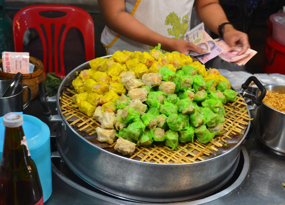 Khanom Jeep, Bangkok Street Food, Cheap Eats, Thailand