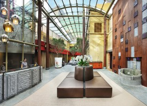 Best Design Boutique Hotels in Singapore, Amoy Hotel Foyer