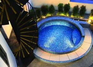Best Design Boutique Hotels in Singapore, Soda Jacuzzi