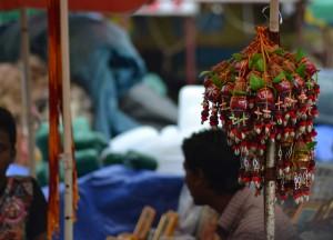 Indian Souvenirs, Dakshineswar Kali Temple, Hooghly River, Kolkata