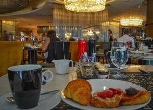 Buffet Breakfast, Intercontinental Bangkok Hotel Review, Chit Lom