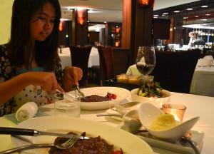Fireplace Grill Steaks, Best Steaks in Bangkok Sukhumvit