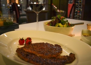 Marble 8 Steaks, Intercontinental Bangkok Hotel Review, Chit Lom
