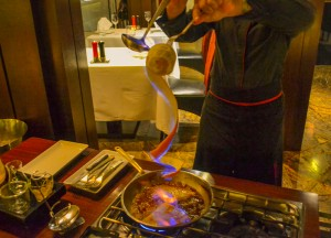 Fireplace Grill Crepes, Intercontinental Bangkok Hotel Review, Chit Lom
