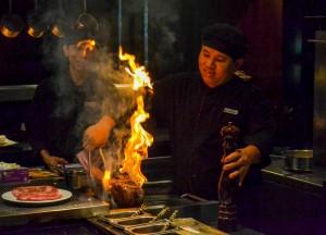 Fireplace Grill Tomahawks, Best Steaks in Bangkok Sukhumvit