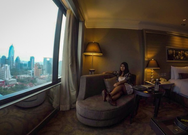 City View Suites, Intercontinental Bangkok Hotel Review, Chit Lom