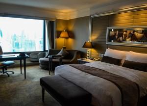 Elegant Suites. Intercontinental Bangkok Hotel Review, Chit Lom