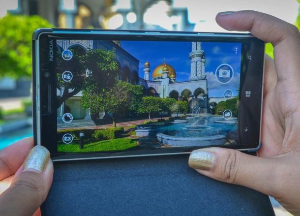 Microsoft Lumia in Brunei, Phobias in Borneo Rainforests