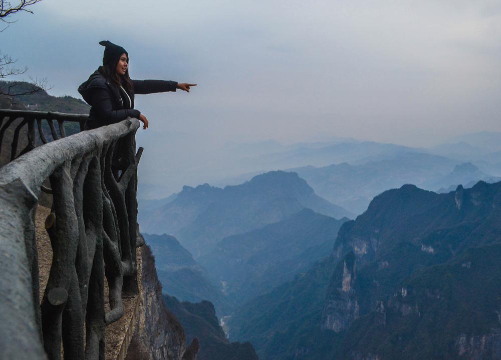 Zhangjiajie To Tianmen Mountain By Cable Car Low Season