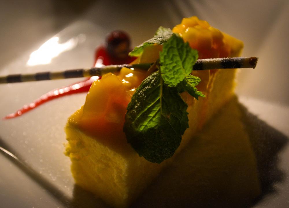 Dessert menu vertigo rooftop bar and restaurant bangkok for Food bar rainbow moon