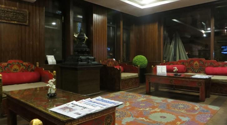 Luxury in Thamel: The Dalai-La Boutique Hotel (Kathmandu)