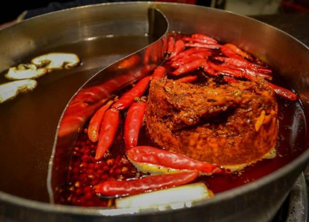 Hotpot Chongqing, Top 50 Foods of Asia, Asian Food Guide