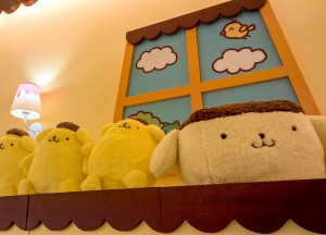 Pom Pom Purin, Best Themed Cafes and Restaurants in Tokyo