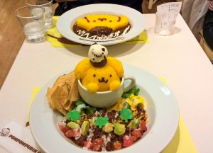 Harajuku , Best Themed Cafes and Restaurants in Tokyo