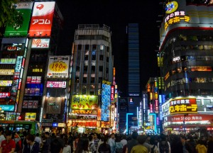 Shinjuku Nightlife, Best Themed Cafes and Restaurants in Tokyo
