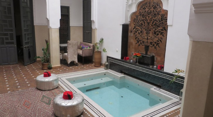 Reliving history at the Riad Star, Marrakech