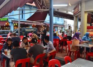 Shophouses. Clover 33 Jalan Sultan Boutique Hotel in Bugis Singapore