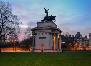Wellington Arch, InterContinental London Park Lane