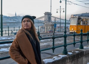 Trams at River, Budapest Underground Metro Tourist Scam