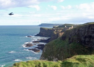 Dunluce Castle, Top Causeway Coast Attractions Northern Ireland