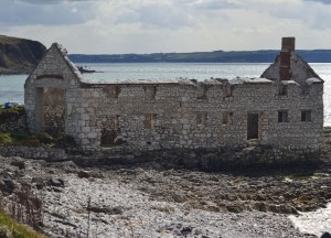 Old Stone House, Travel to Rathlin Island by Boat