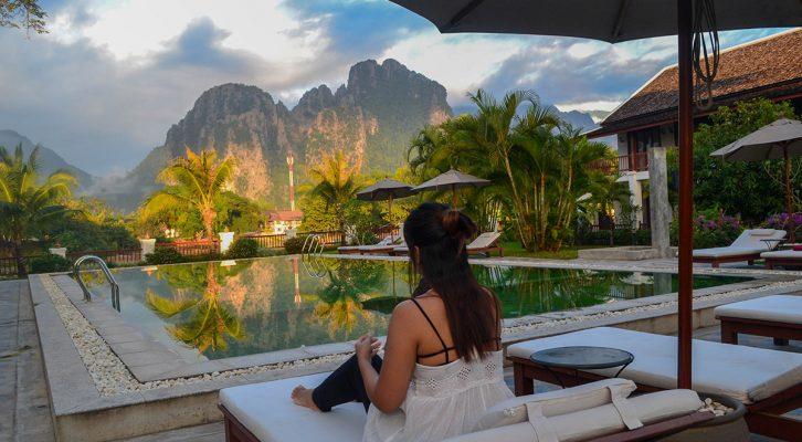 A Luxury Revival in Vang Vieng