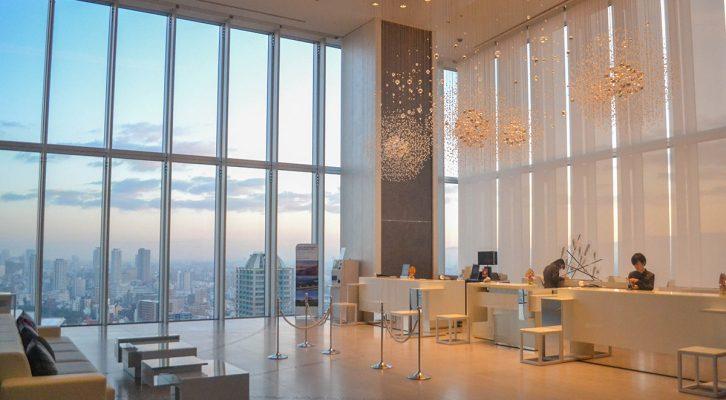 Osaka Marriott Miyako: Above and Beyond