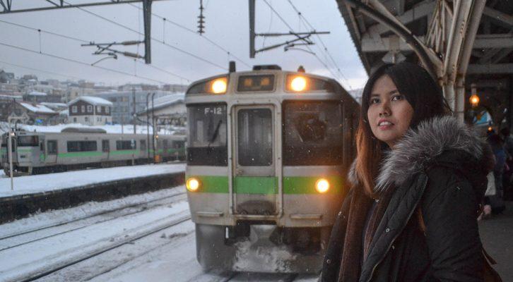 Japanese Snow: Japan Rail Travel in Winter
